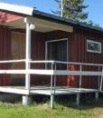Mellomstor hytte